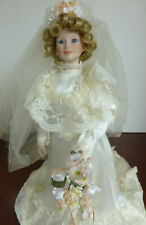 Danbury Mint Bride Doll - 1992 - Unlike Any Others On eBay