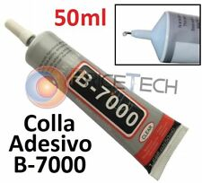 ADESIVO FRAME TOUCH VETRO COLLA GEL 50ML B-7000 B-7000 PER SMARTPHONE TABLET