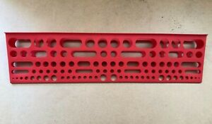 """Large 61cm Tool Storage Rack for 96 Tools Garage Wall Store 24"""" Hanger Tidy"""