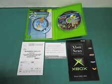 XBOX -- BLINX THE TIME SWEEPER -- JAPAN. GAME. Work. 38280