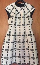 FENDI LUXUSKLEID EXKLUSIV Gr. 38/40 (IT 44) Kleid elegant SEHR HOHER NP