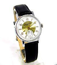 Wostok Sputnik mens wrist watch 16 Jewels  Chistopol USSR RARE Serviced