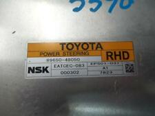 TOYOTA KLUGER ECU POWER STEERING ECU, GSU40-GSU45, 08/07-02/14 07 08 09 10 11 12