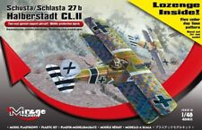 Mirage 1/48 Schusta/Schlasta 27b Halberstadt CL.II + LOZENGE SET