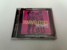 "THE MARVELETTES ""THE ULTIMATE COLLECTION"" CD 25 TRACKS COMO NUEVO"