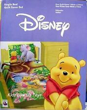 ~ Winnie the Pooh - DOONA QUILT / DUVET COVER SET Tree