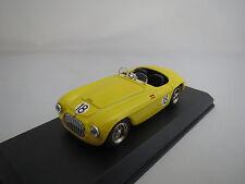 "ART Model  Ferrari  166 MM  12 ORE Di Parigi  #18   ""1948-53""  (gelb)  1:43  OVP"