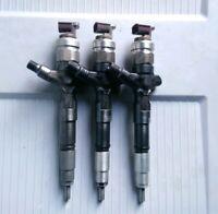 Fuel Injector Toyota Land Cruiser 3.0 D4D 120kw 23670-30010 23670-39015 REMAN