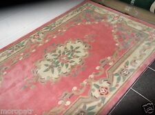 CHINESE  AUBUSSON, 8' x 5', BRAND NEW,  LARGE,  NEW ZEALAND WOOL...FREE DELIVERY