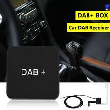 Digital Radio Broadcast DAB+ BOX Digital DAB Receiver +Antenna For Car Android
