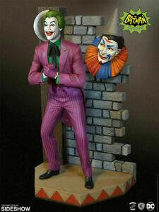 1966 JOKER Statue Batman Tweeterhead Exl Version 46 / 200 Sideshow Maquette
