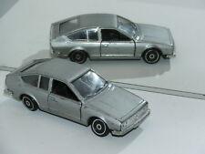Vintage die cast Toys car Metal 1/43 POLISTIL ALFA ROMEO ALFETTA COUPE GTV  EL63