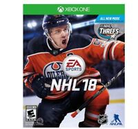 NHL 18 (Microsoft Xbox One, 2017)