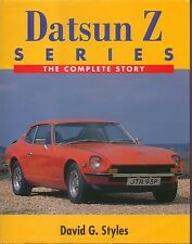 Datsun Z Series The Complete Story by Davin Styles Crowood 1996