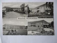 Ansichtskarte Westerstede Kreiskrankenhaus 1956