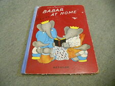 Babar at Home. by De Brunhoff, Jean