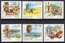 PORTUGAL MNH 1980 SG1805-10  International Conference of Tourism in Manila