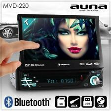 "(B-WARE) 18CM (7"") TOUCHSCREEN MONICEIVER 1DIN DVD AUTORADIO MP3 PLAYER RDS USB"
