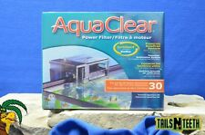 Aquaclear Power Filter for 10-30 US Gallon Aquariums - w CycleGuard BioMax Media