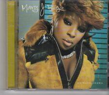 (FX525) Mary J Blige, No More Drama - 2001 CD