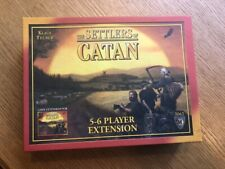 Settlers of Catan 5-6 Player Extension