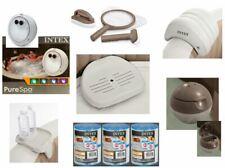 Intex Whirlpool Zubehör Spa Sitz Filter Kopfstütze Getränkehalter LED - Lampe ,K
