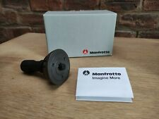More details for manfrotto 520ballsh 75mm half ball with short handle