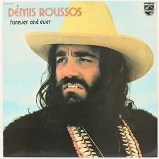 Forever and Ever  Demis Roussos Vinyl Record