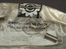 Vintage NOS New OEM Skidoo 1975 1976 1977 Olympic Air Duct Spring 414-2197