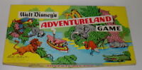 1956 Disney Adventureland VINTAGE Parker Brothers Board Game
