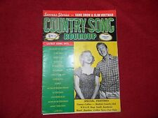 1954 COUNTRY SONG ROUNDUP  Vol 1. No.32 Jean Shepard, Ferlin Huskey Tommy Collin