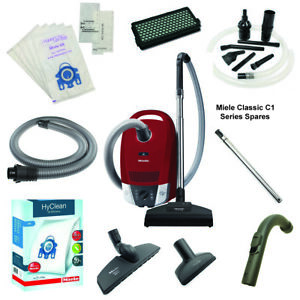 Spare Parts for MIELE Classic C1 Series Vacuum Hoover Accessories