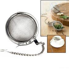 Boule à thé à épicerie en acier inoxydable aussi pr Illicium verum ail gingembre