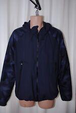 Primark Mens Navy Blue Hooded Light Jacket Size Large
