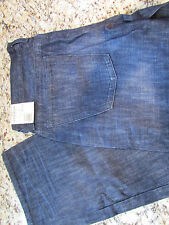 NEW GUESS REBEL STRAIGHT LEG  JEANS MENS 36X32 HARVEST WASH  FREE SHIP