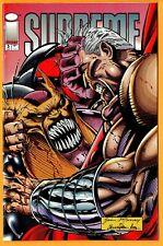 Supreme-Image Comic Book - Issue # 5(1993)