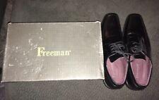 Freeman Colter Black Dress Shoes- Mens Size 10.5