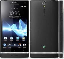 "Unlocked 4.3"" Sony Ericsson Xperia SL LT26ii 32GB 12MP Android Mobile Phones AU"