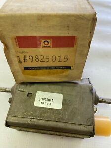 9825015 AcDelco Seat Motor 2 way for Split Seat Electra LeSabre Eldorado Deville