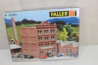 n3087, Faller 222201 Bausatz Maschinenfabrik Kolb & Co. Kit BOX Spur N mint