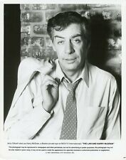 JERRY ORBACH PORTRAIT THE LAW AND HARRY MCGRAW ORIGINAL 1987 CBS TV PHOTO