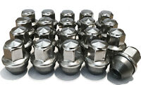 Alloy Wheel Nuts OE Style (20) 14x1.5 Bolts for Land Rover Freelander Mk2 06-14
