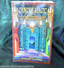 CANDLE MAGIC  Finbarr Occult  Magick Grimoire. Phillip Cooper Magic Witchcraft