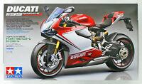 Tamiya 14132 Ducati 1199 Panigale S Tricolor 1/12 Escala Kit Japón Oficial