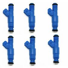 Set Of 6 OEM Bosch 22LB Fuel Injectors 0280150927 For Dodge Chrysler 3.8L 3.9L