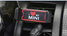 Car Phone Holder I LOVE MY MINI Air Vent Phone Mount Universal Mini Cooper