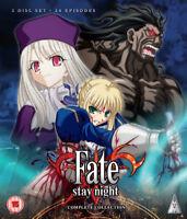 Fate Stay Night: Complete Collection Blu-Ray (2016) Yuji Yamaguchi cert 15 3