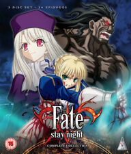 Fate Stay Night: Complete Collection Blu-Ray (2016) Yuji Yamaguchi cert 15 3