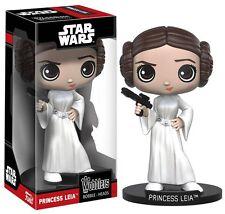 "Funko Wacky Wobbler Star Wars ""Princess Leia"" 6"" Action Bobblehead"