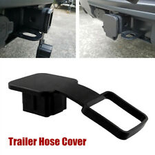 Trailer Hitch Receiver Plug Cover Cap Dust Protector Van Truck Hook Dust Plug